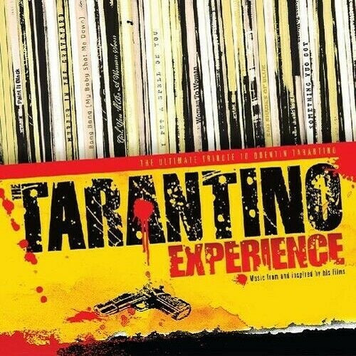 Various Artists - Tarantino Experience Album Cover