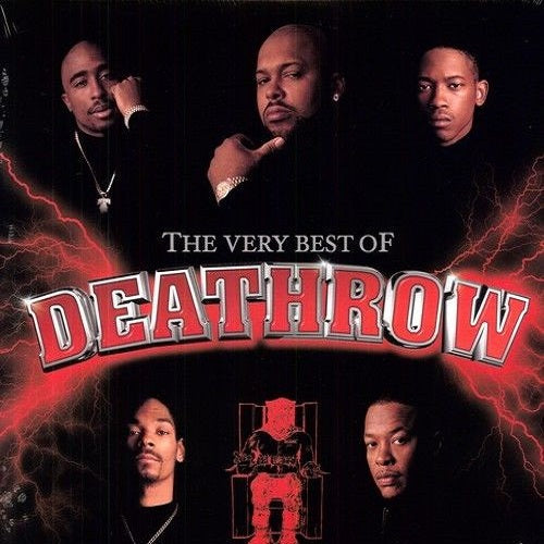 Various Artists - The Very Best Of Death Row Album Cover