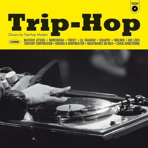 Various Artists - Vintage Sounds: Trip-Hop Album Cover