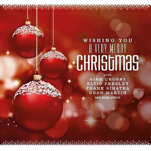 Various Artists - Wishing You A Very Merry Christmas Album Cover