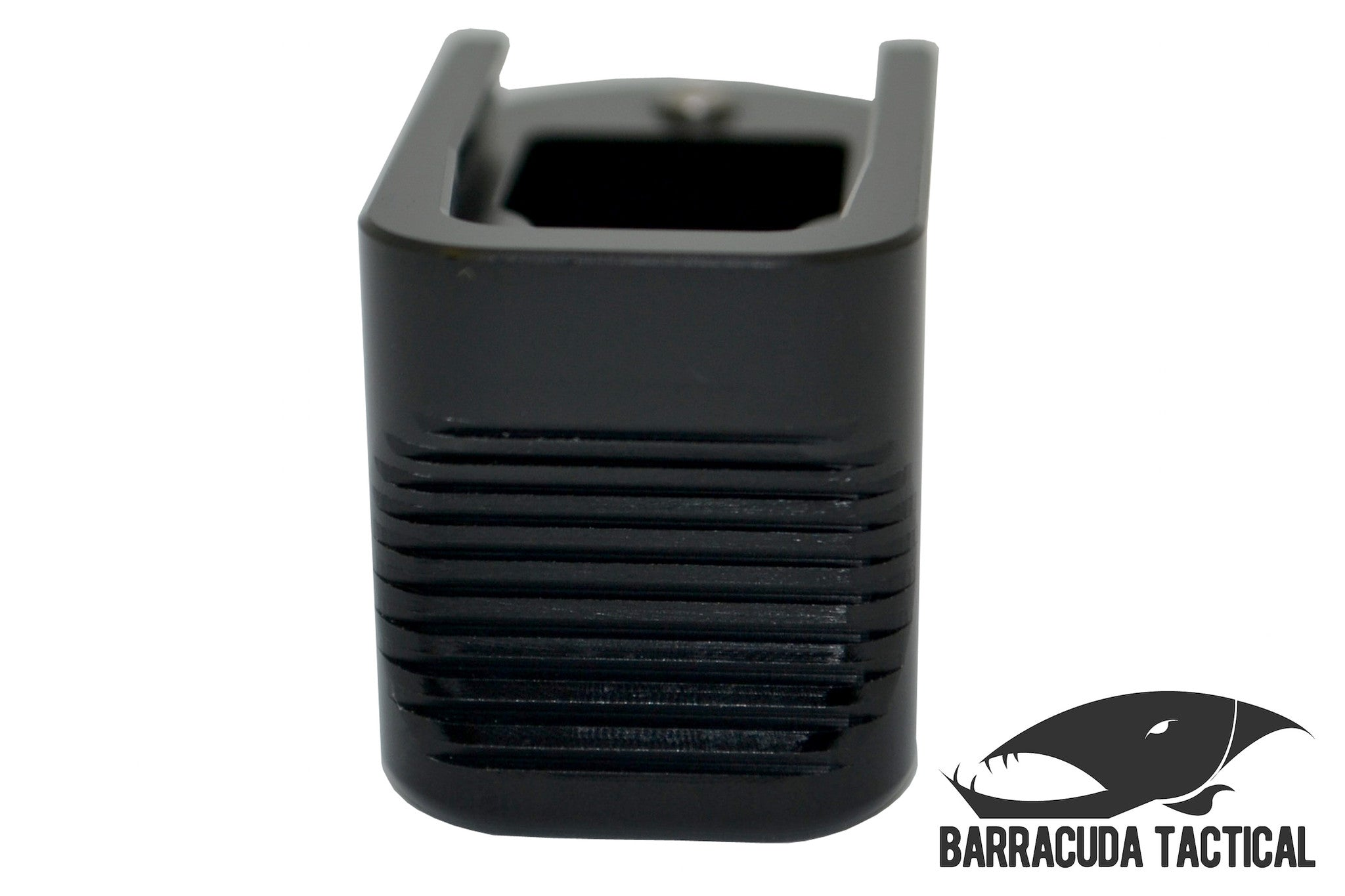 Glock 43 Magazine Extension +2 Black
