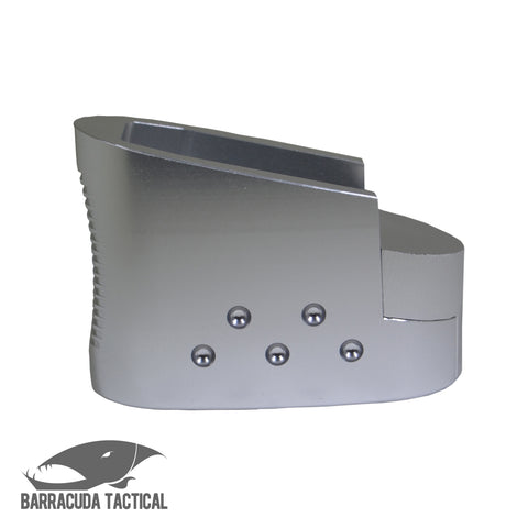 Shield 9/40 Magazine Extension +2/1 Silver