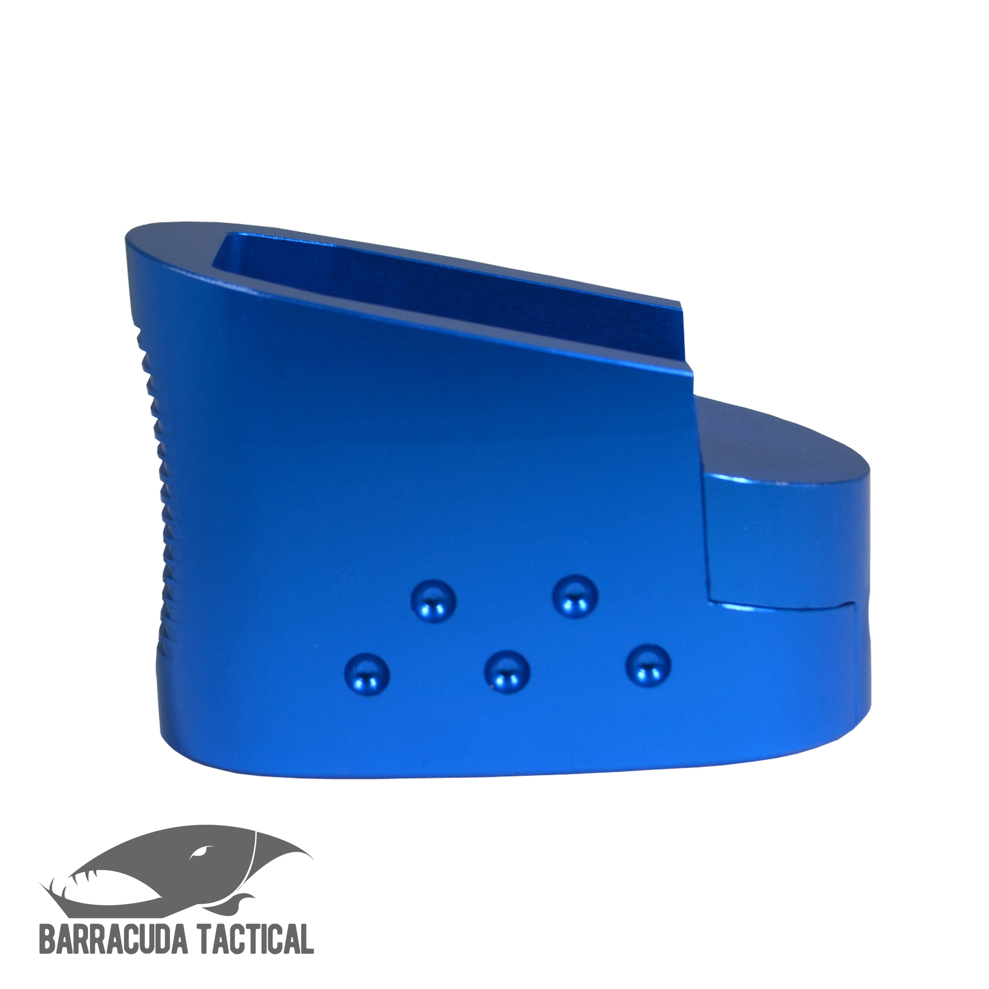 Shield 9/40 Magazine Extension +2/1 Blue