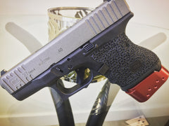 Glock 26/27 Magazine Extension +2/3 Red