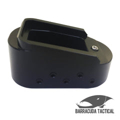 Glock 26/27 Magazine Extension +2/3 Black
