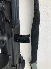 AK 47/74 Charging Handle Extension in Red