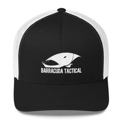 Barracuda Tactical Logo Trucker Cap