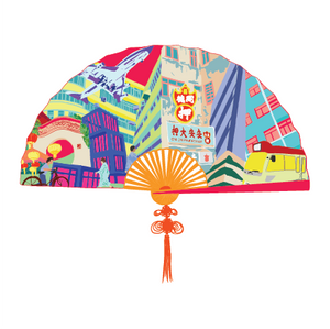 Fan of Hong Kong