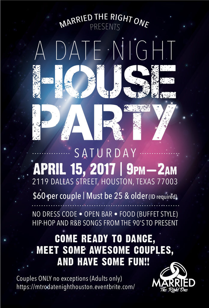 Introducing MTRO Date Night House Party