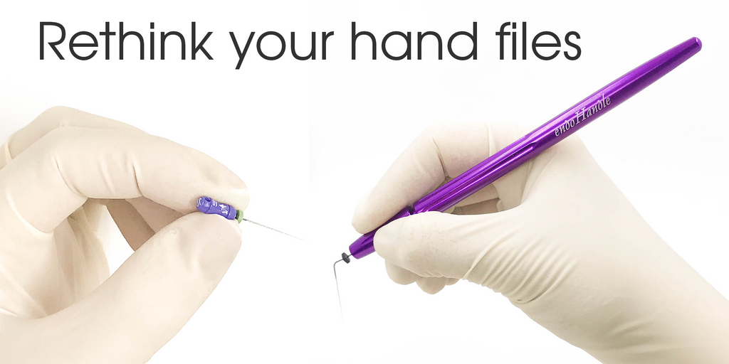 Get more from your hand files