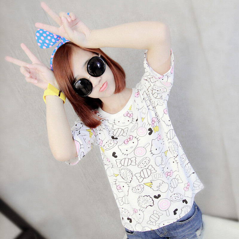Blusa Hello Kitty