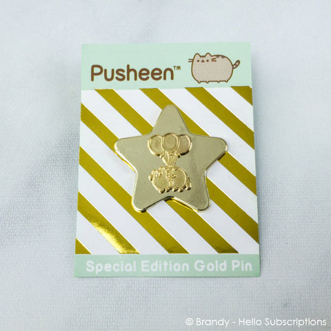 Pin - Pusheen