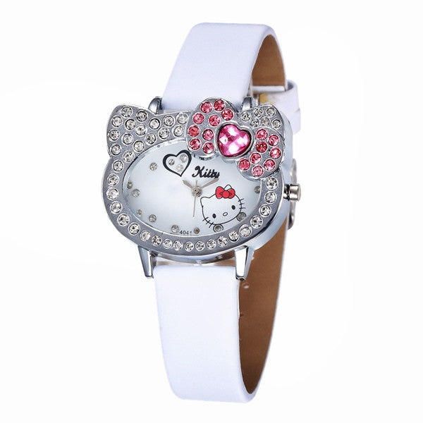 Reloj Hello Kitty - Blanco