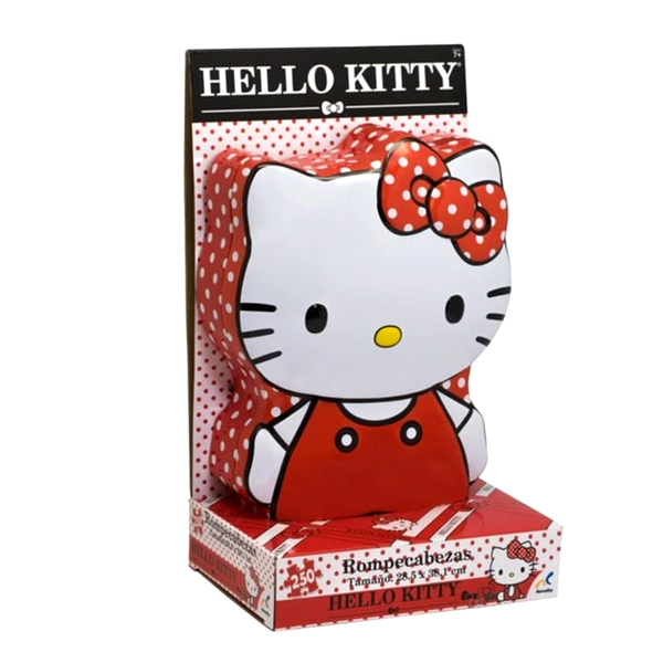 Rompecabezas - Metal - Hello Kitty