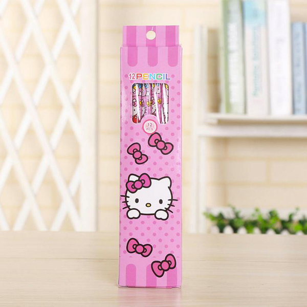 Set de Lapices - Hello Kitty