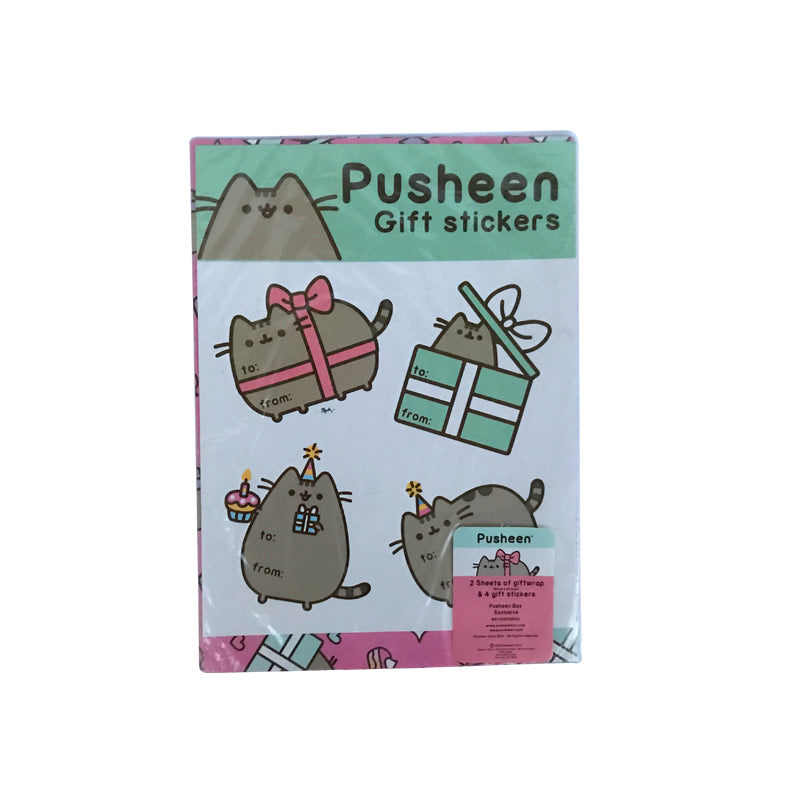 Set de stickers - Pusheen