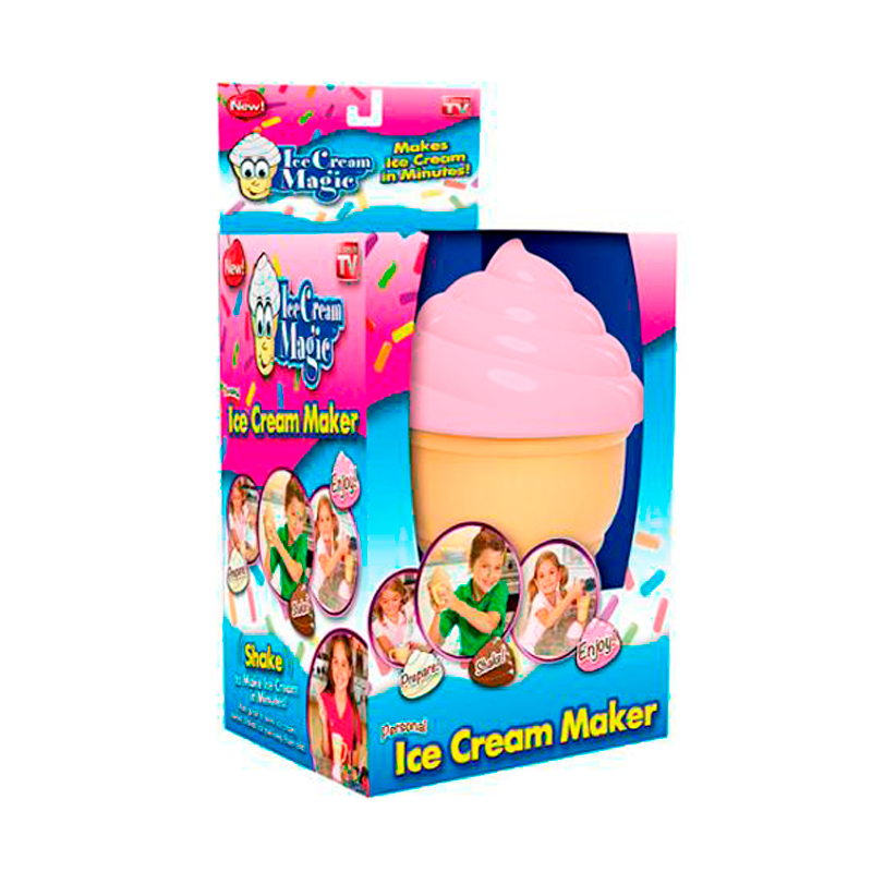 Magic Ice Cream Maker