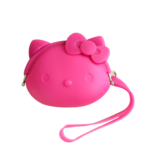Monedero Hello Kitty - Rosa