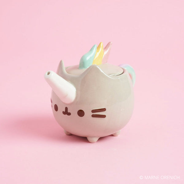 Mini Pot Unicornio - Pusheen