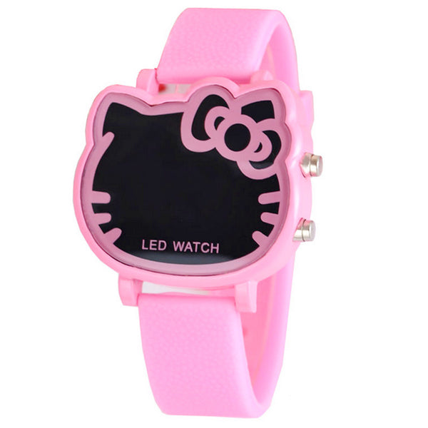 Reloj Hello Kitty - LED