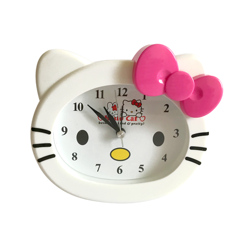 Reloj Despertador - Hello Kitty