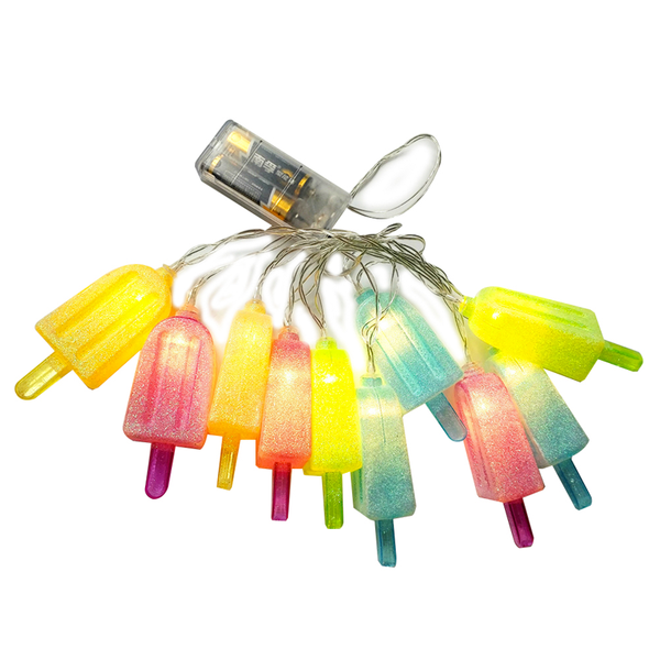 Serie de luces - Popcicles