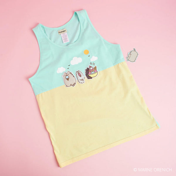 Tank Top - Pusheen