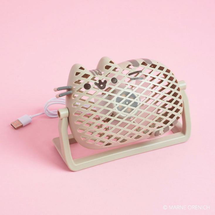 Mini ventilador - Pusheen