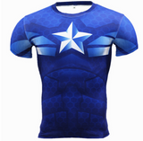 3D Fit Body Short Sleeve Shirt