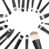 20-pc Professional Makeup Brush Set