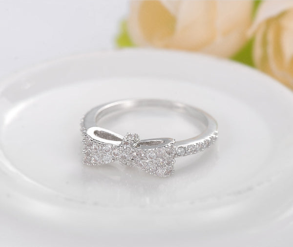 Romantic Bow Ring SALE