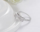 Romantic Bow Ring