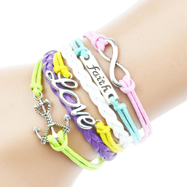 Faith Love Bracelet