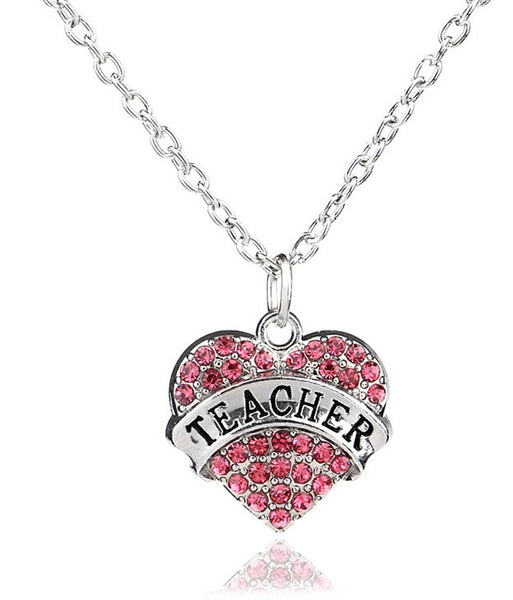 Teacher Necklace (Teacher SALE Collection)