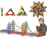 Educational Magnetic Building Set