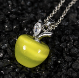 Apple Necklace (Teacher Sale Collection)