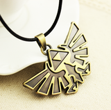 Zelda Triforce Necklace