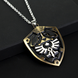 Zelda Shield Necklace