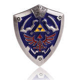 Zelda Shield Brooch