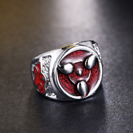 Naruto Sharingan Ring
