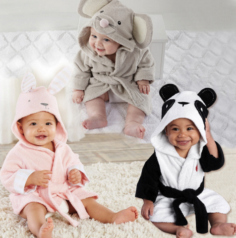Cute Animal Bathrobe SALE