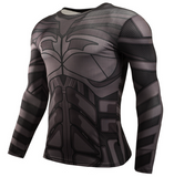 3D Fit Body Long Sleeve Shirt
