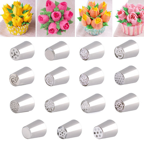 Beautiful Flower Cake Decoration Set SALE