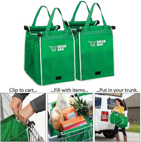 Reusable Shopping Bag SALE (Set Of 2)