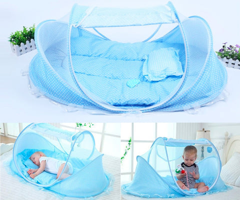 Foldable Portable Baby Crib SALE