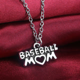 Baseball Mom Chain Necklace