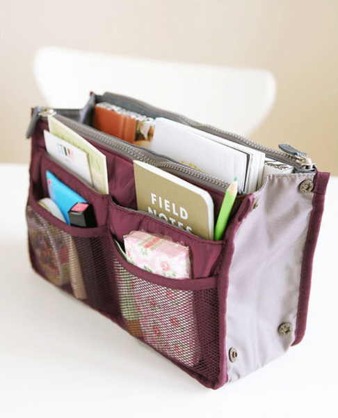 Multi-purpose Makeup Bag Organizer