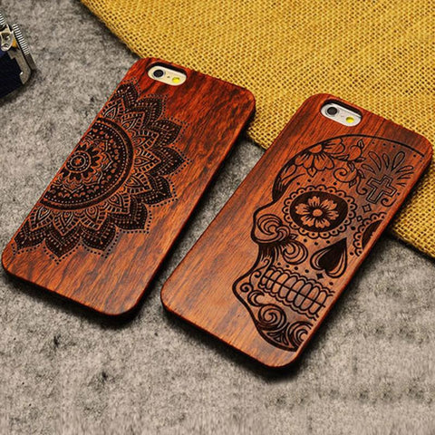 Hand-Painted Artist iPhone Case