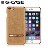 G-Case Leather iPhone Case