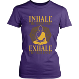 EXHALE THE B.S.